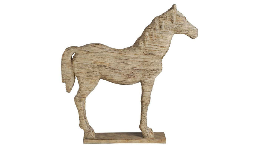 Picture of HZ Ceam Polyresin Horse