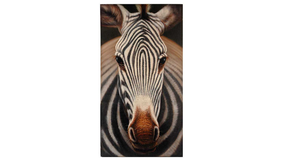 Picture of HZ Zebra Wall Art - 36906