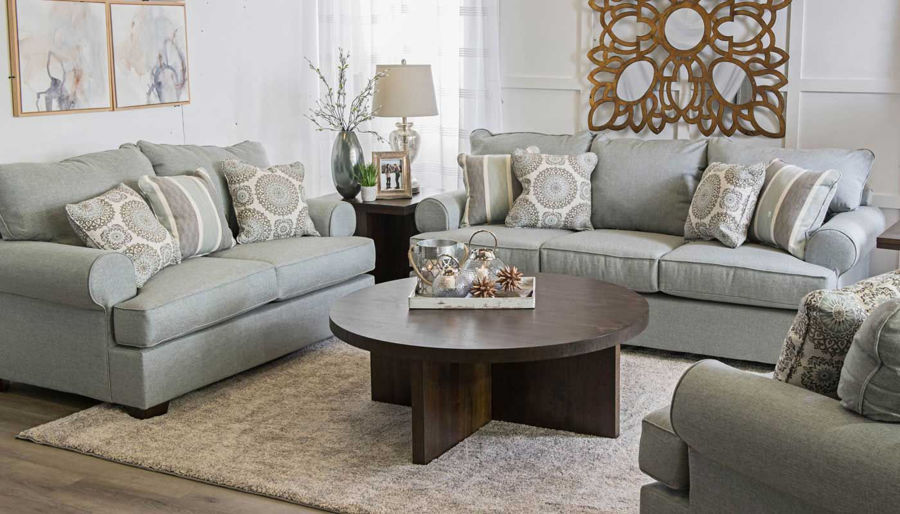 Picture of Allison II Sofa & Loveseat