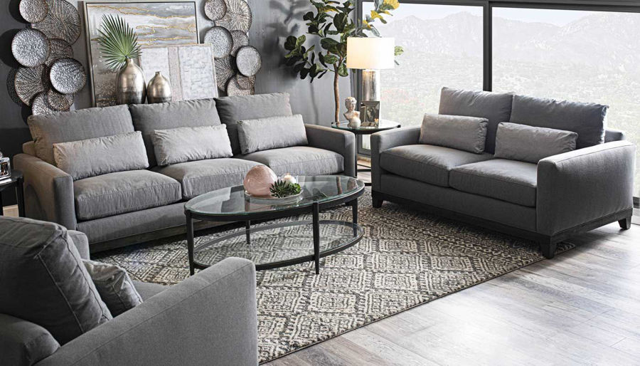 Picture of Hobson Sofa & Loveseat