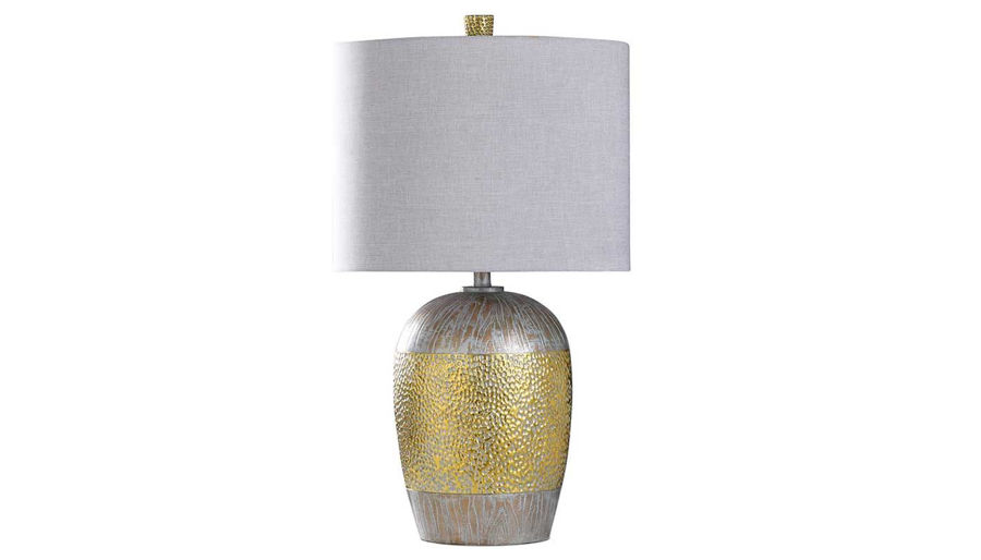 Imagen de Ottey Gold Table Lamp Set of 2