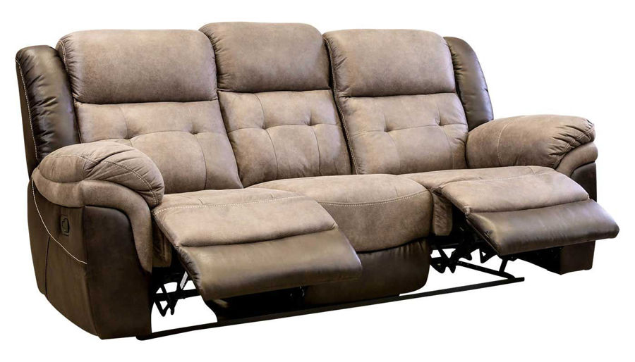 Picture of Steamboat II Reclining Sofa & Loveseat