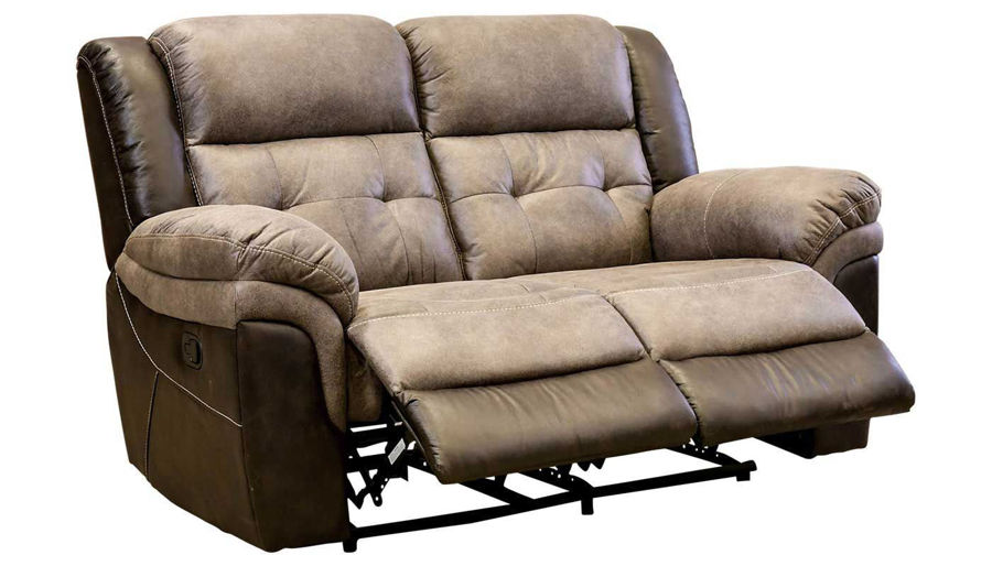 Picture of Steamboat II Reclining Loveseat