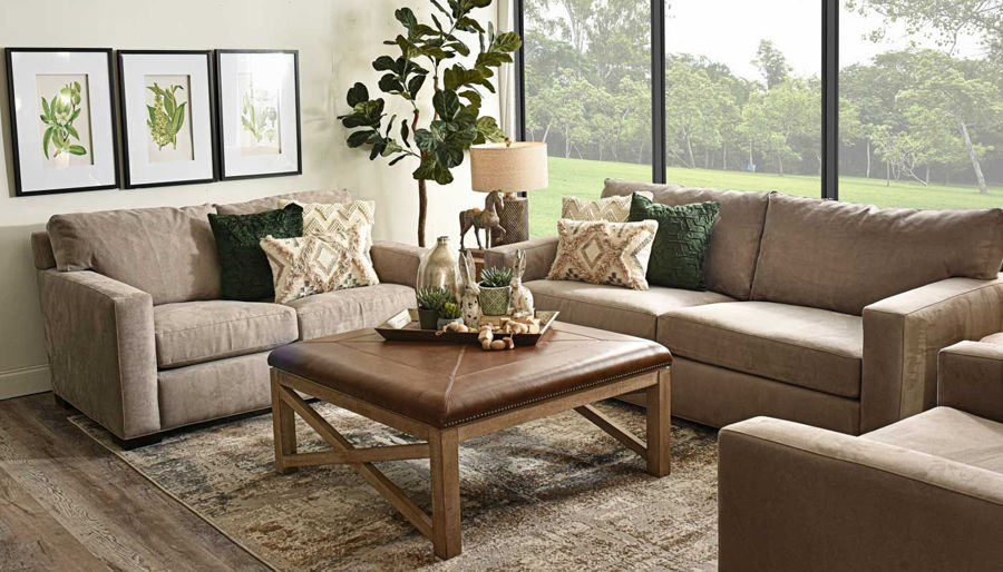 Picture of Easton Sofa & Loveseat