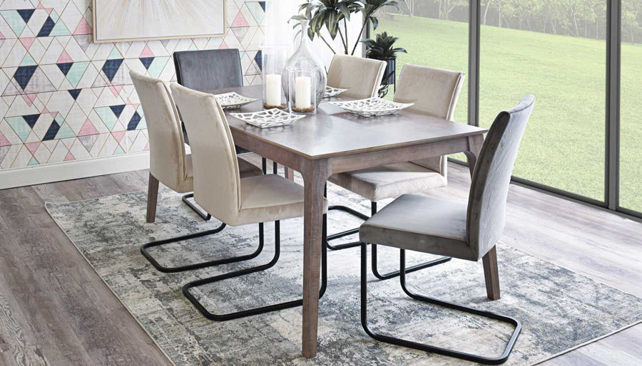 Imagen de Alisa Dining Table & Chairs