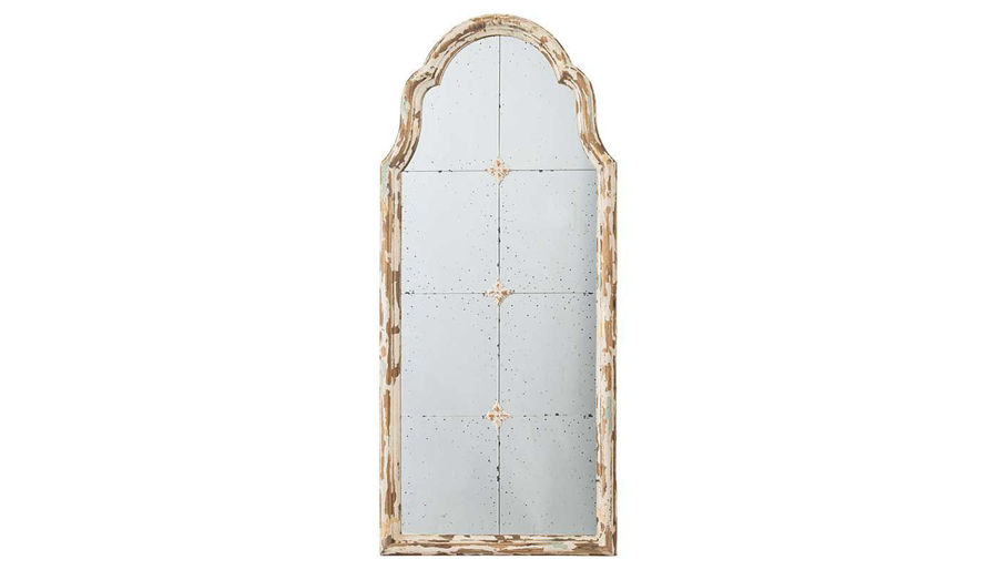 Picture of HZ Gold Arch Wall Mirror - 48110