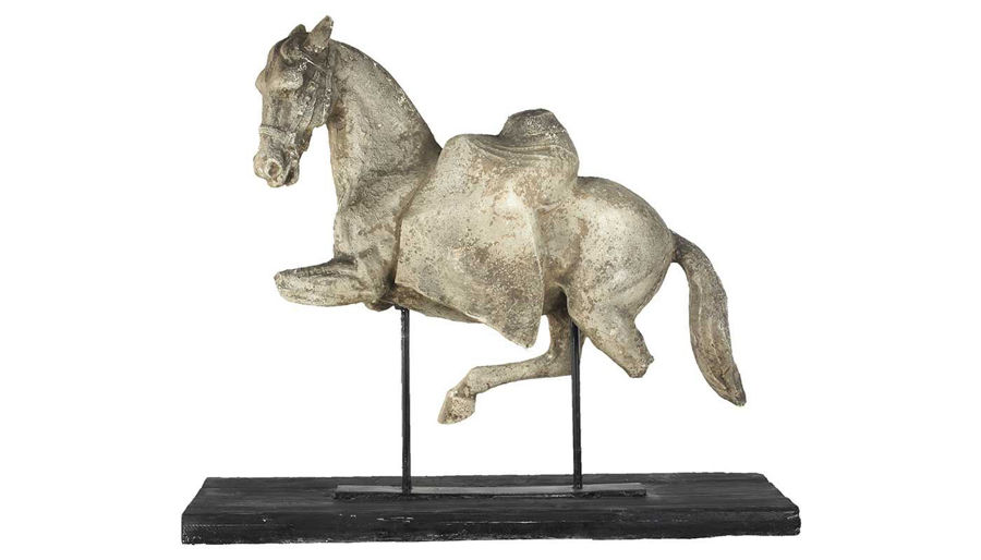 Picture of HZ Altus Equine Figure On Stand - AV75750