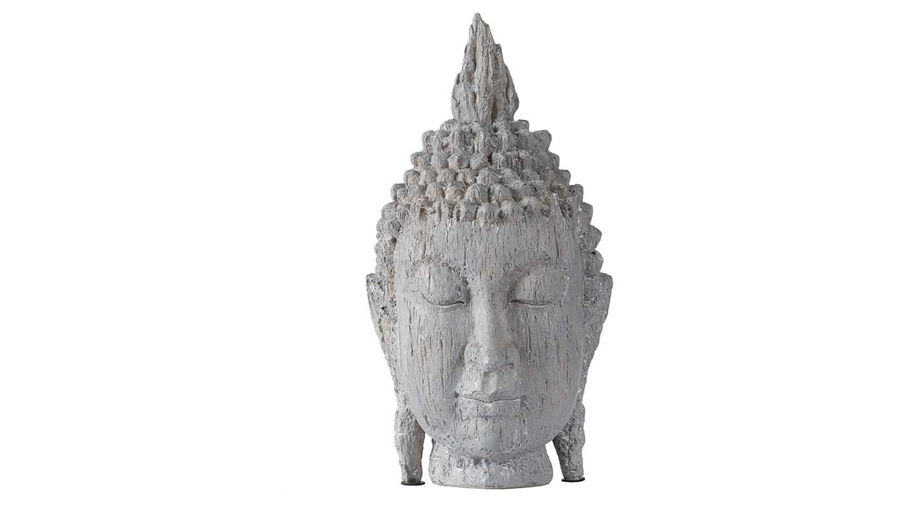 Picture of HZ Meditating Buddha Head Large - D8574