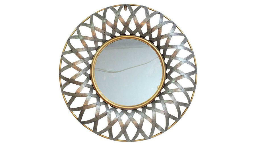 Picture of HZ Ives Round Wall Mirror - HP42413