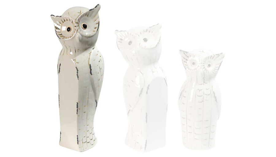 Picture of HZ Owl Large - 68458-LG