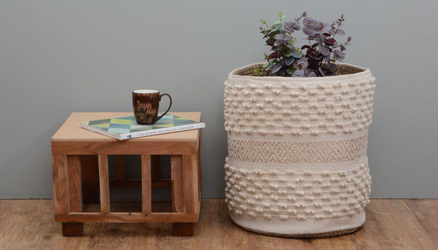 Picture of Camila Cotton Woven Basket