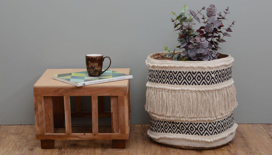Picture of Cara Cotton Woven Basket