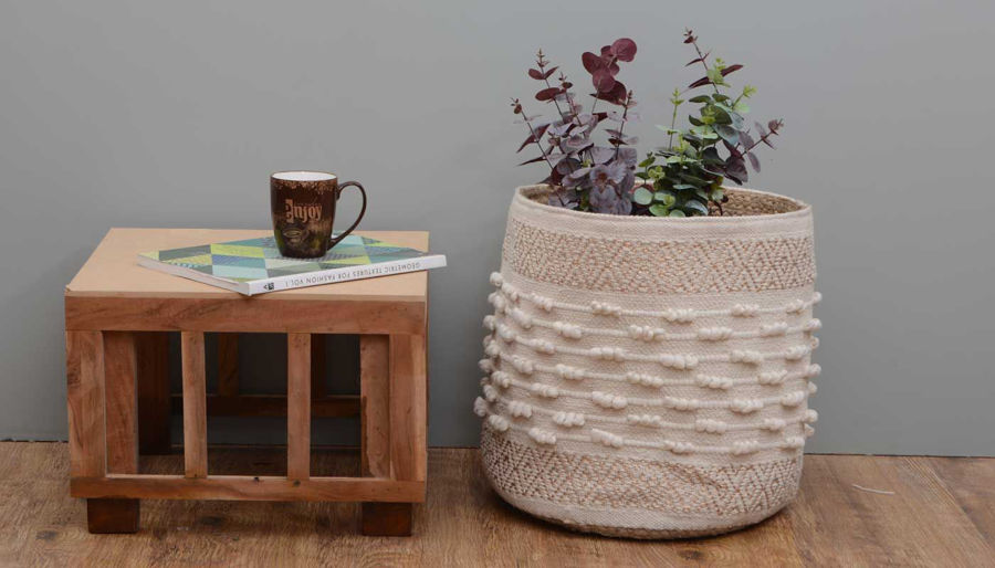 Picture of Cora Cotton Woven Basket