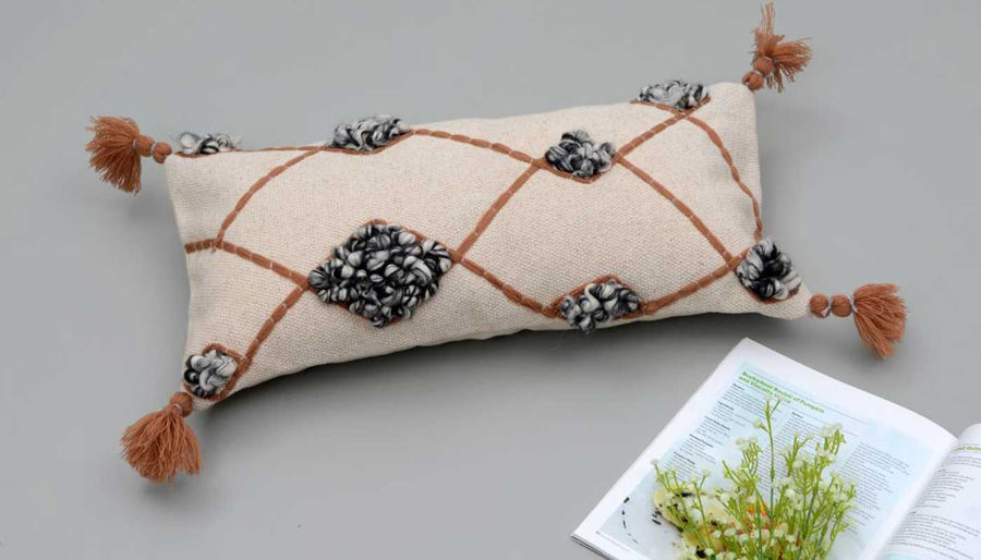 Picture of Isidora Canvas Pillow