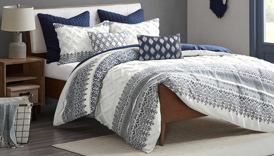 Picture of Mila Printed Comforter Set
