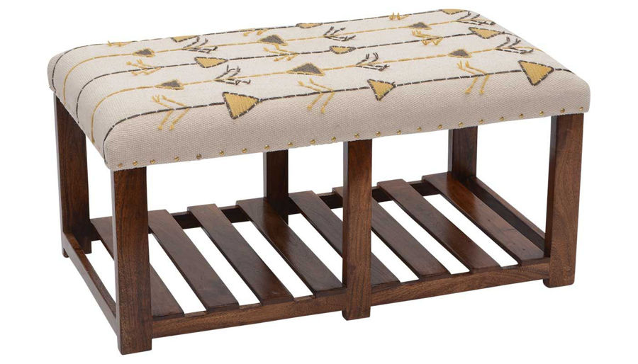 Picture of Sylvia Upholstered Bench