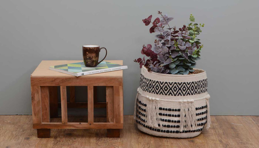 Picture of Claira Cotton Woven Basket