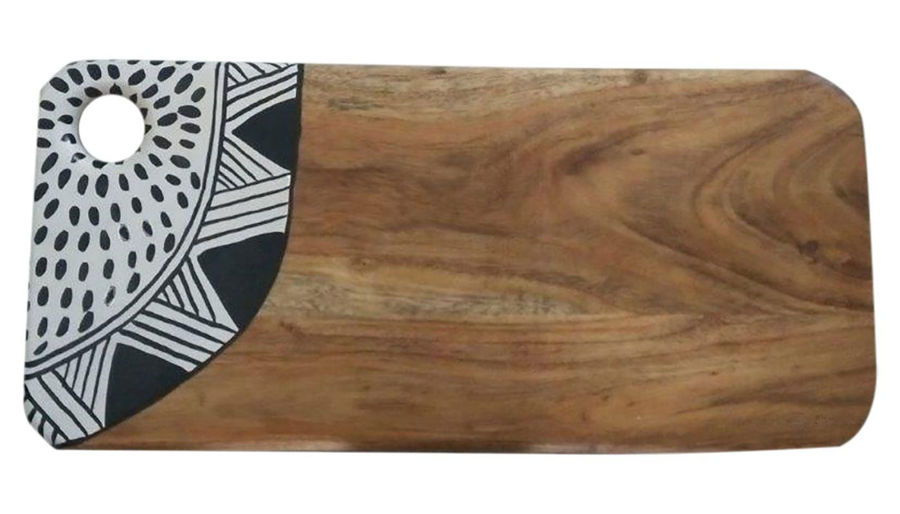 Picture of Catalina Wood Chopping Board Large