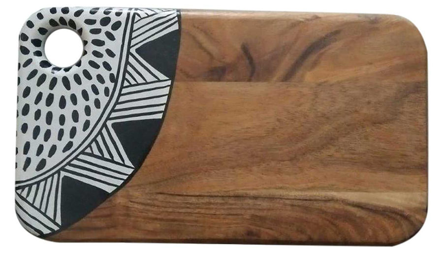 Picture of Catalina Wood Chopping Board Medium