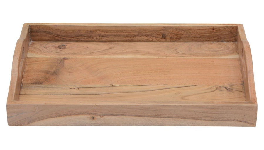 Picture of Leon Wood Tray Large