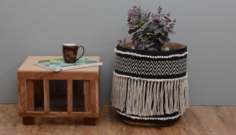 Picture of Nala Cotton Woven Basket