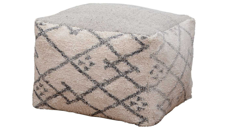 Picture of Anaya Cotton Pouf