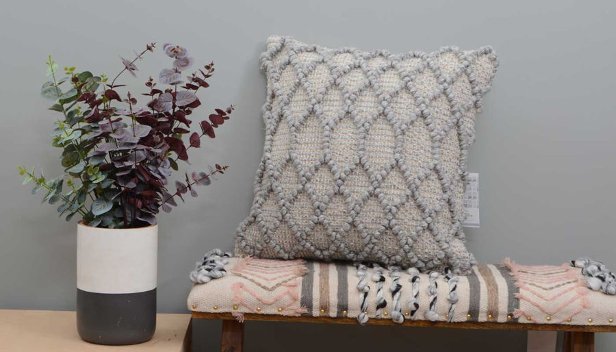 Picture of Amelia Wool Woven Pillow