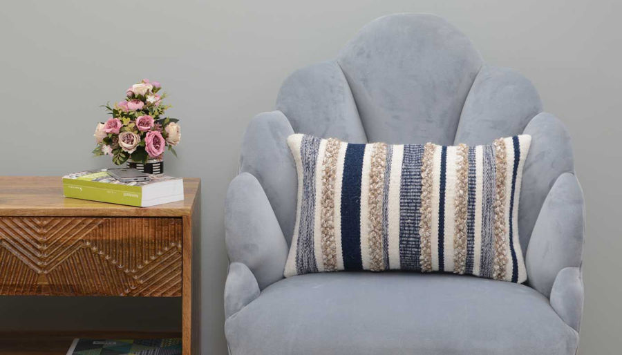 Picture of Renata Wool Woven Pillow