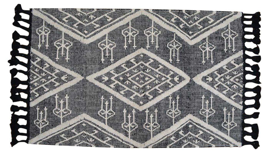 Picture of Mia Wool Woven Rug 4'X6'