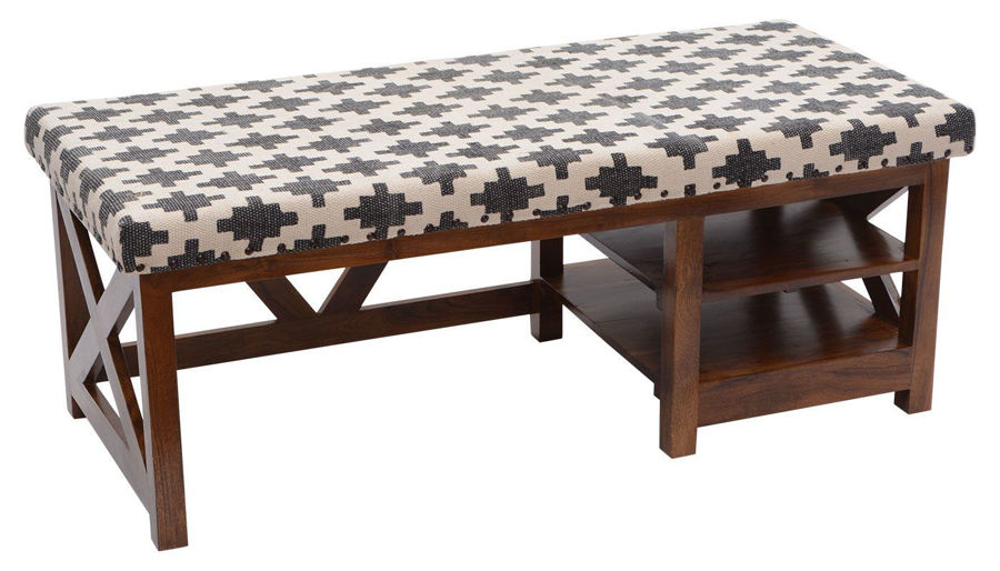 Picture of Adriana Wood Bench