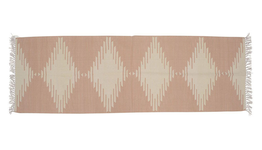 Picture of Lucia Cotton Woven Rug 3'X9'