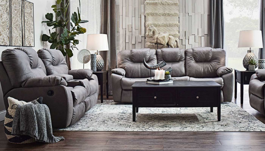 Picture of Avalon Grey Sofa & Loveseat