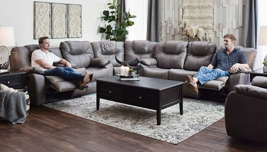 Picture of Avalon Grey Power Sectional