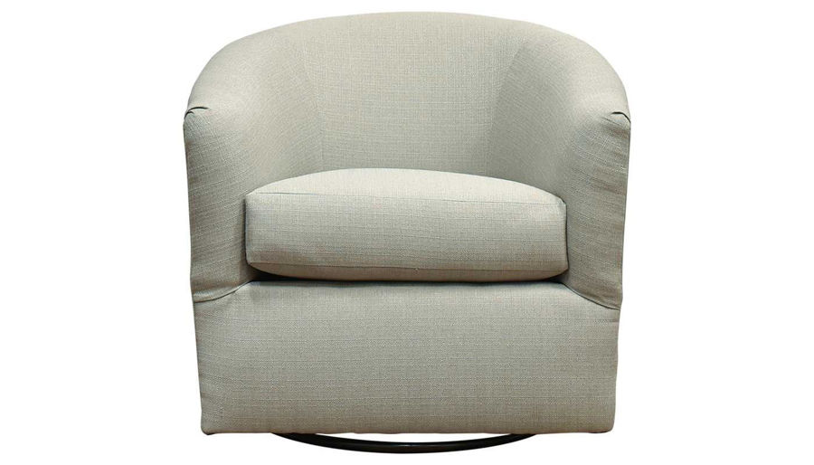 Imagen de Crawford Putty Swivel Chair