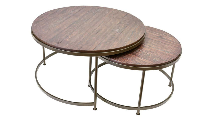 Picture of Rivers Edge Round Nesting Tables