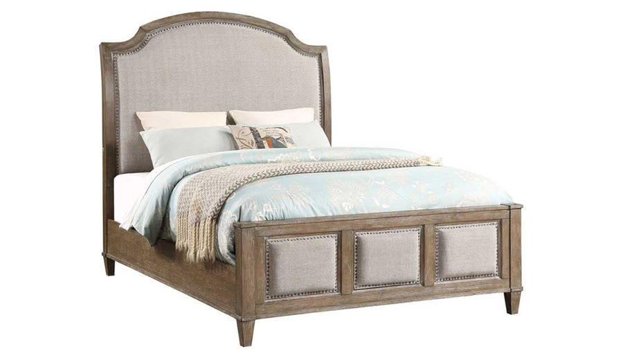 Picture of Riverside Queen Bed, Dresser & Mirror