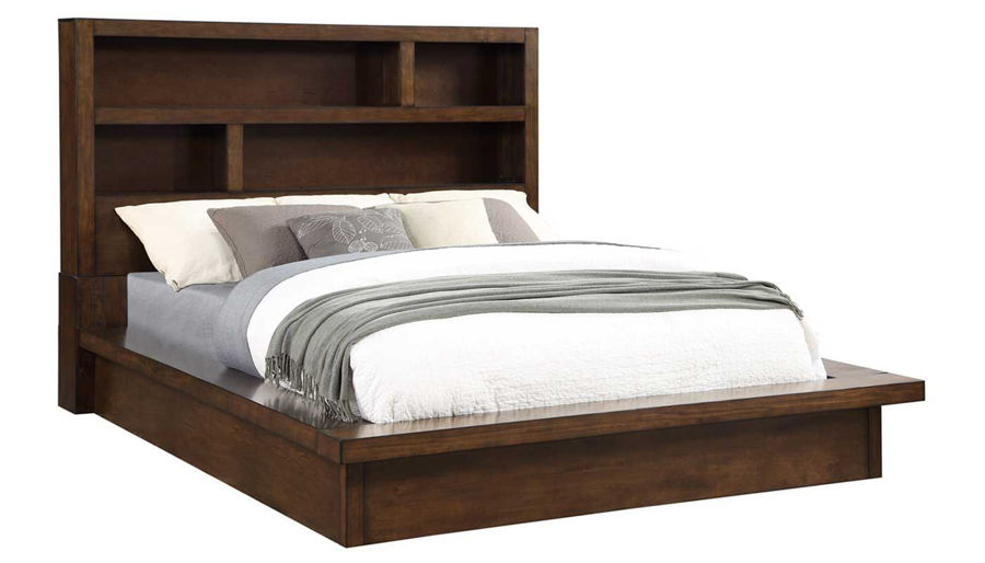 Picture of Telluride Queen Bed, Dresser, Mirror, Nightstand & Chest