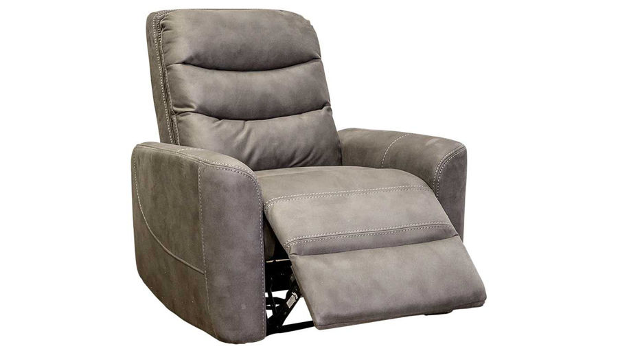 Picture of Forte Grey Recliner