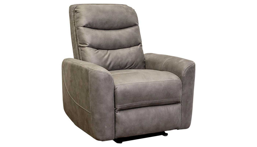 Picture of Forte Grey Power Recliner