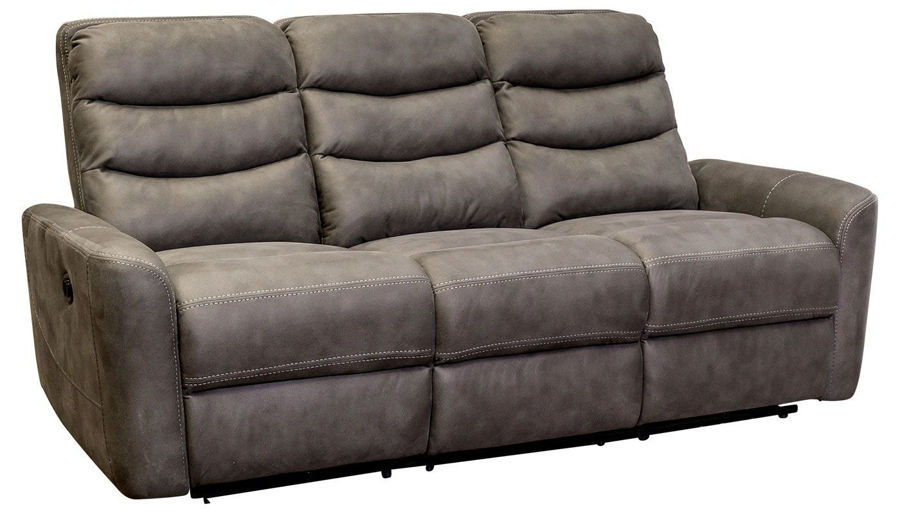 Picture of Forte Grey Power Sofa
