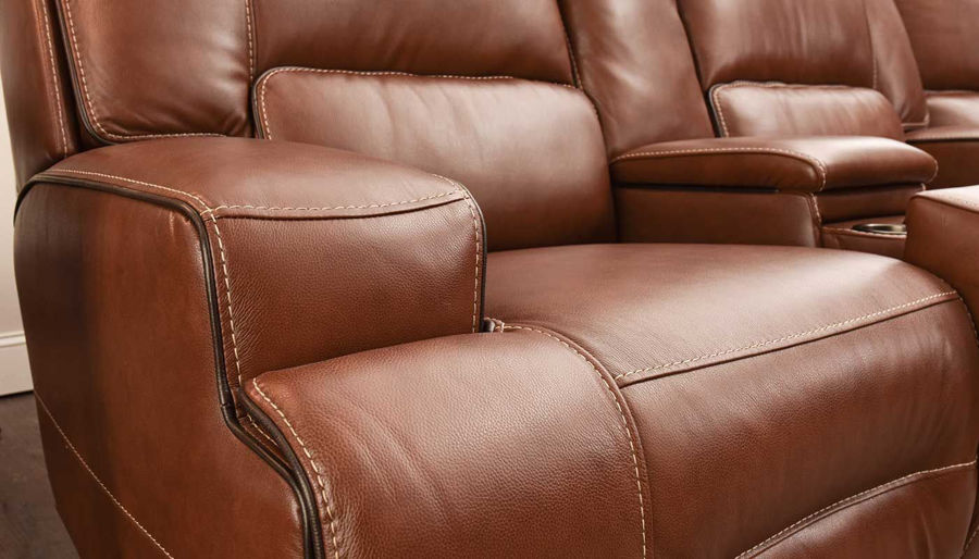 Picture of Lake Como Power Sectional