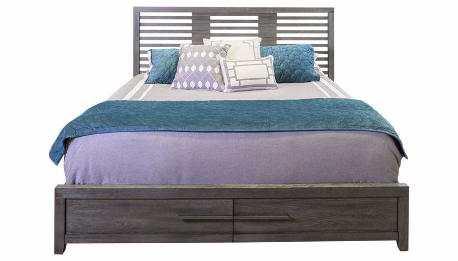 Picture of Accolade Full Bed, Dresser & Mirror