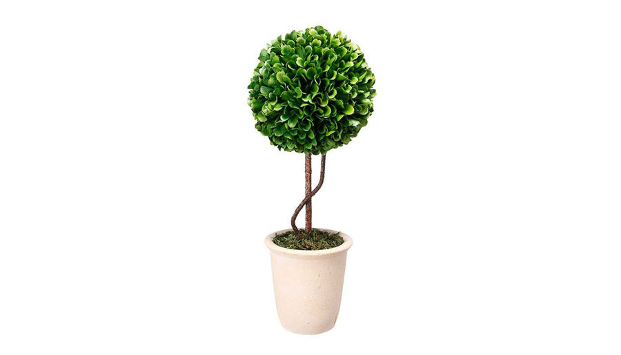 Picture of HZ Faux Boxwood Topiary Sphere