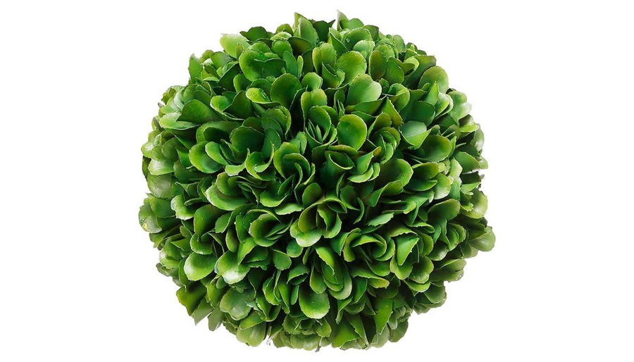Picture of HZ Faux Boxwd Topiary Ball Large