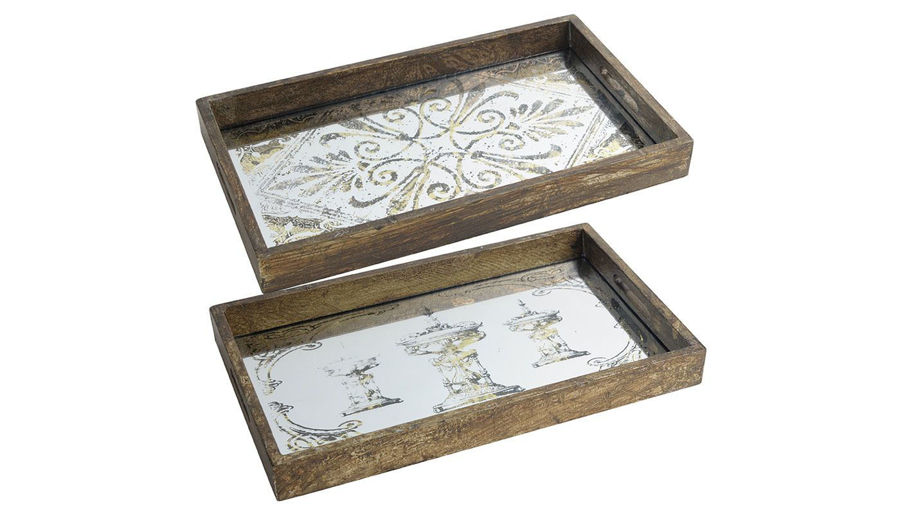Imagen de HZ Wood Tray Assortment 2