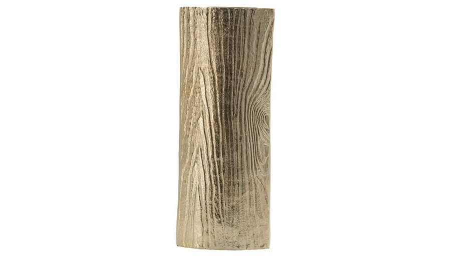 Imagen de HZ Alum Timber Eye Vase Large
