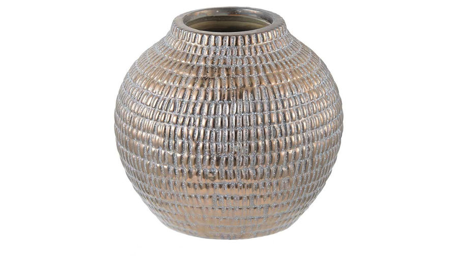 Picture of HZ Tribal Chic Ceramic Pot Large