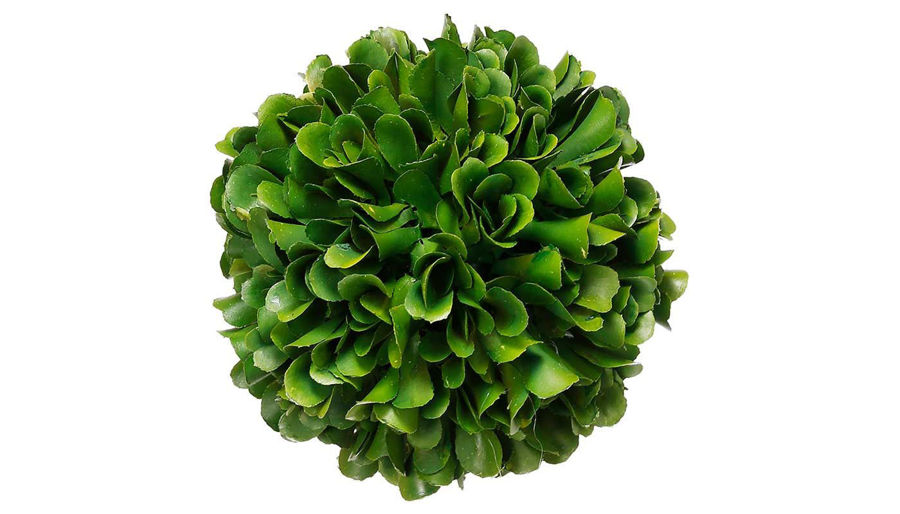Picture of HZ Faux Boxwd Topiary Ball Small
