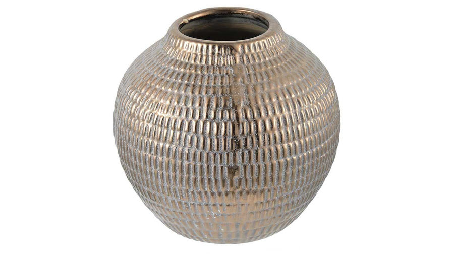 Imagen de HZ Tribal Chic Ceramic Pot Small