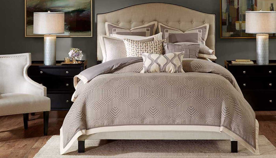 Picture of Shades of Grey Comforter Set